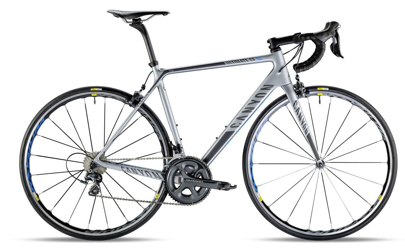 Rent hire Canyon Carbon Road Bike in Barcelona