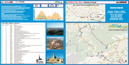 Barcelona road bike tour selfguided